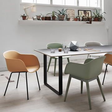 Muuto - Fiber Chair, Group
