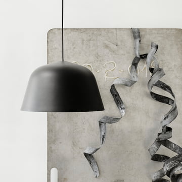 Muuto - Ambit Pendant Lamp, black