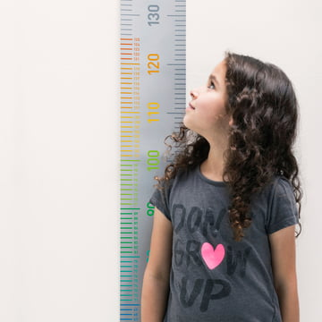 Grow Up measuring tape by Peleg Design