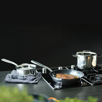 All Steel cookware by Fiskars for every occasion