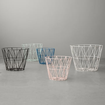 Wire basket by ferm Living