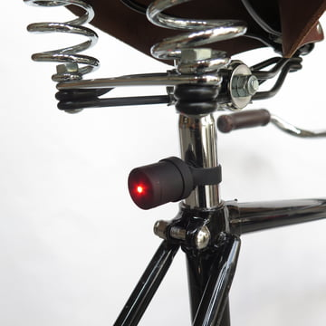 Palomar - Lucetta bike light with mounting