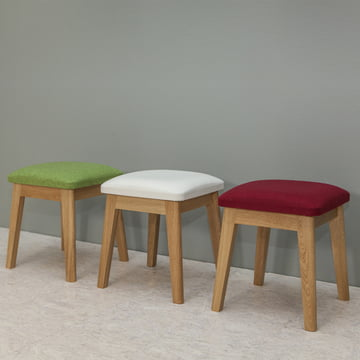 Children's Stool by de Breuyn in different colours