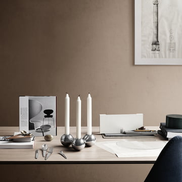 Georg Jensen - candle holder
