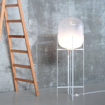Mouthblown Glass Light Body