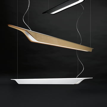The Troag pendant lamp by Foscarini