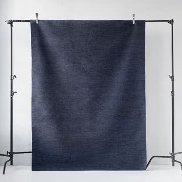 Menu - Norm Rug medium, dark navy grey