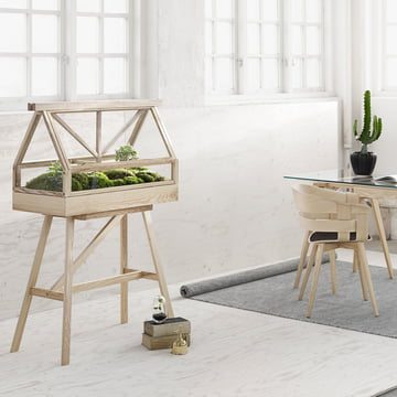 The Greenhouse terrarium by Design House Stockholm