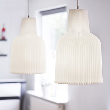 Classically designed lampshade