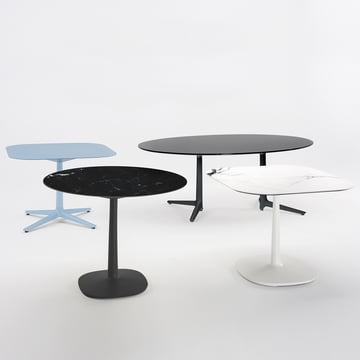Multiplo Table Series by Kartell