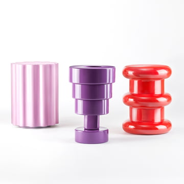 Colonna, Calice and Pilastro by Kartell