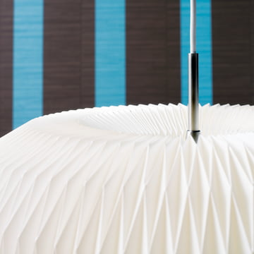 Pendant Light pleated by Hand
