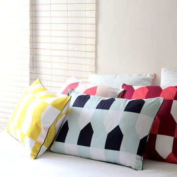 Octave Cushion by Hartô made of Cotton