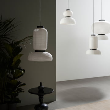 The &tradition - Formakami Pendant Lamp JH3, JH4, JH5