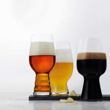 Craft Beer Glass Series by Spiegelau
