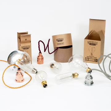 The Nook London Bulbs and Suspension Systems