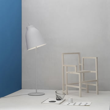 Caravaggio floor lamp for the office and living room