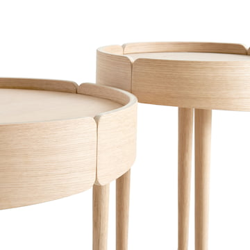 Skirt Coffee Table by Woud