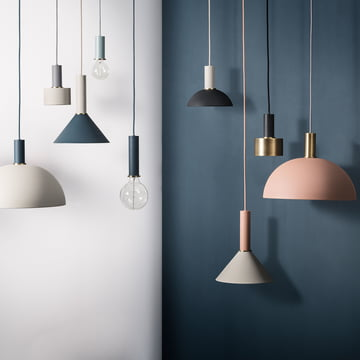 Collect Lighting pendant luminaires series