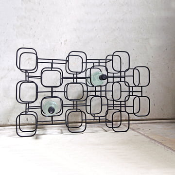 Shapely Gavi Wine Rack by XLBoom