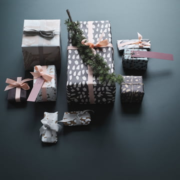Gift Tags and Wrapping Paper by ferm Living
