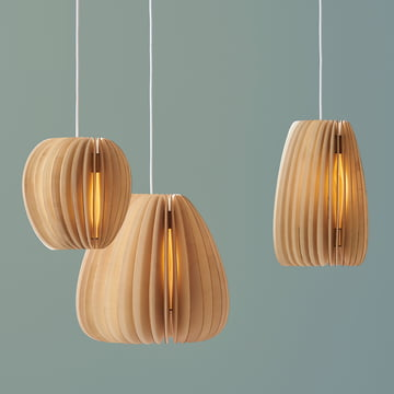Series A Pendant Lamp by Schneid