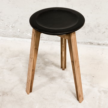 Button Stool by We Do Wood
