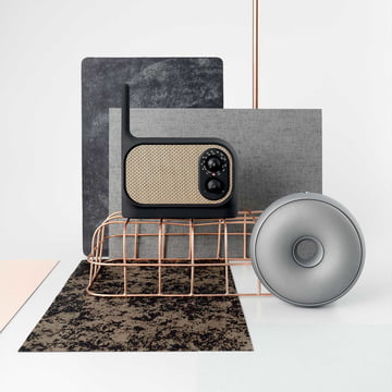Hoop Bluetooth Speaker by Lexon
