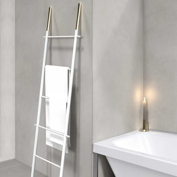 The Frost - Bukto Ladder in white / polished