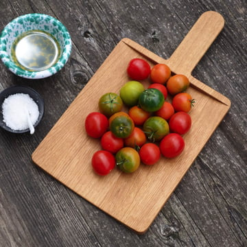 The Auerberg - Bushel Board with Tomatoes