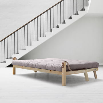 Poetry Sofa by Karup in Grey