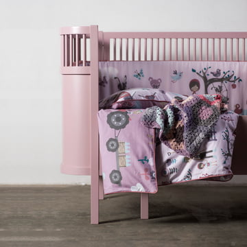 The Sebra Bed Baby & Junior with the Farm Collection