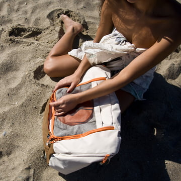 Ika Kopu beach bag by Terra Nation