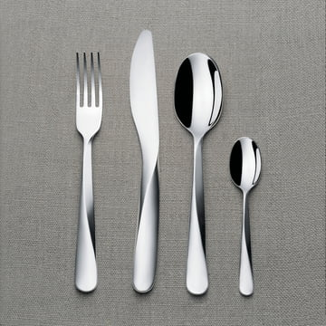 Giro cutlery set by Alessi