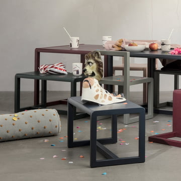 Little Architect Bench, Chair and Table by ferm Living