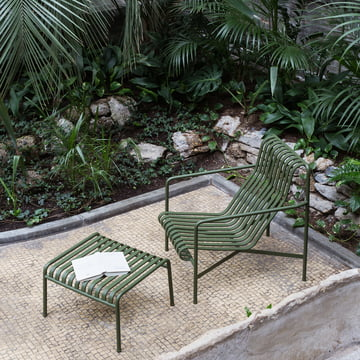 Hay - Palissade Lounge Chair