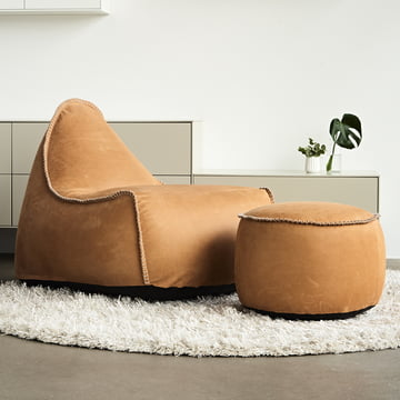 Retro it Dunes Beanbag and Drum by Sack it