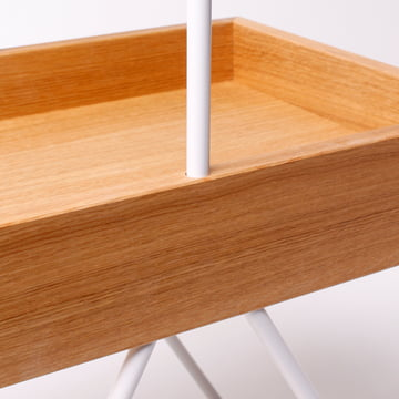 Emil Side Table from side by side