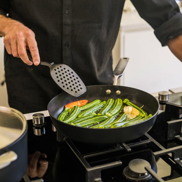 Rotisser frying pans by Fiskars