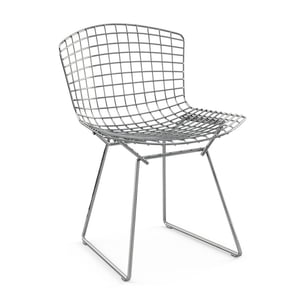 Bertoia Wire Chair By Knoll In The Home Design Shop